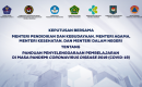 Dorong Akselerasi Pembelajaran Tatap Muka Terbatas, Pemerintah Umumkan Keputusan Bersama Empat Menteri