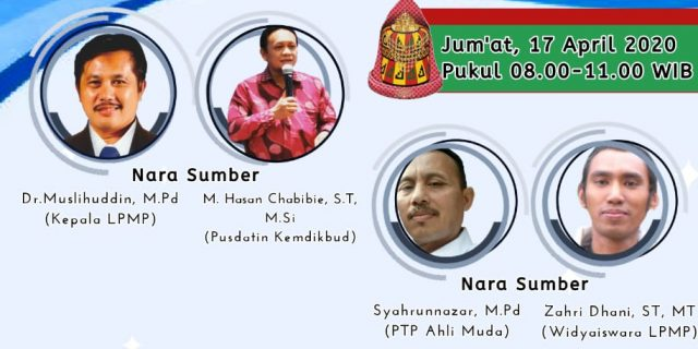 Bimbingan Teknis PembaTIK Aceh 2020