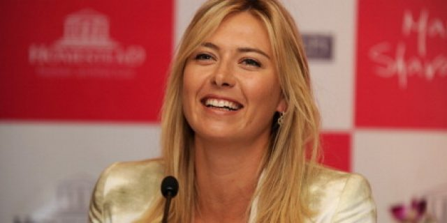 Sharapova Save Desire So Movie Star
